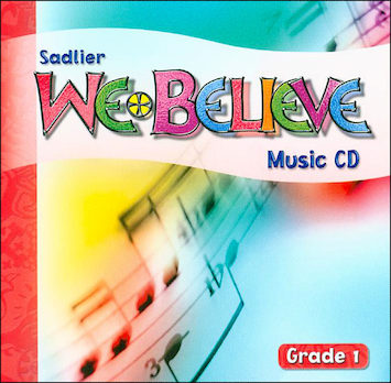 We Believe with Project Disciple, K-6: Grade 1, Music CD