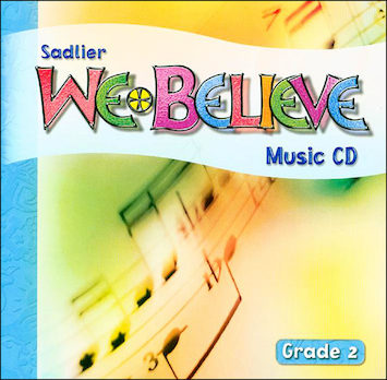 We Believe with Project Disciple, K-6: Grade 2, Music CD