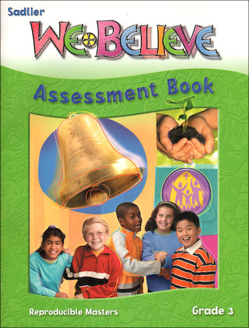 We Believe with Project Disciple, K-6: Grade 3, Assessment Book