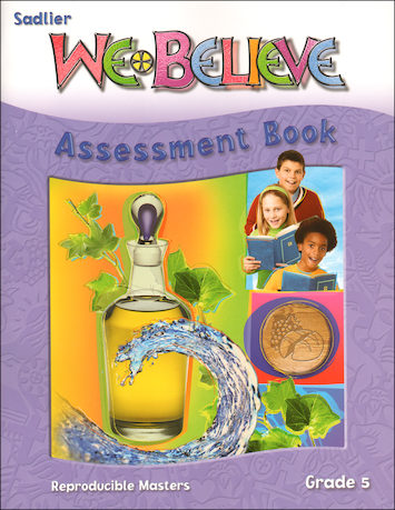 We Believe with Project Disciple, K-6: Grade 5, Assessment Book
