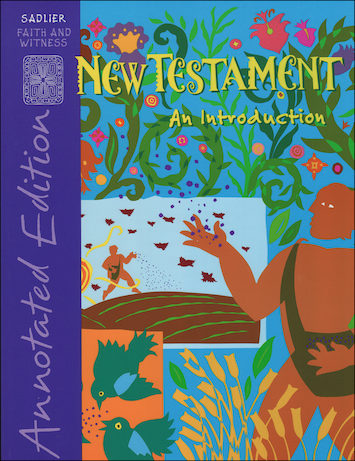 Faith and Witness Parish: New Testament Catechist Guide, Junior High, Catechist Guide, Parish Edition