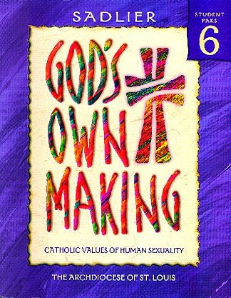 God's Own Making: Grade 6 Student Leaflets Pack of 10