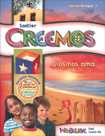 We Believe with Project Disciple, K-6: Dios nos ama, Grade 1, Student Book, Parish Edition