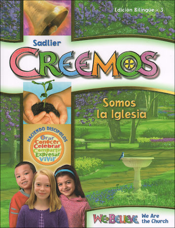 We Believe with Project Disciple, K-6: Somos la Iglesia, Grade 3, Student Book, Parish Edition