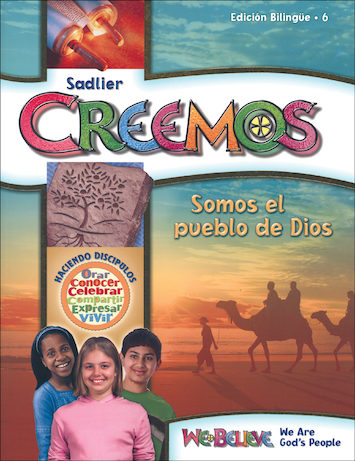 We Believe with Project Disciple, K-6: Somos el pueblo de Dios, Grade 6, Student Book, Parish Edition