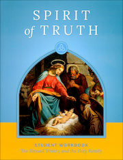 Spirit of Truth, Kindergarten: The Blessed Trinity and the Holy Family, Kindergarten, Student Book