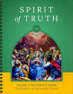 The Kingdom of God and the Church, Grade 3 Teacher Manual