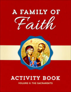 Volume 2: The Sacraments, Activity Book
