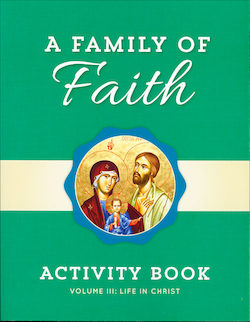 Volume 3: Life in Christ, Activity Book