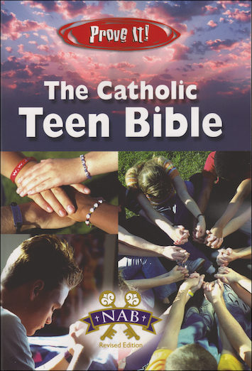 NABRE, Prove It! The Catholic Teen Bible, softcover