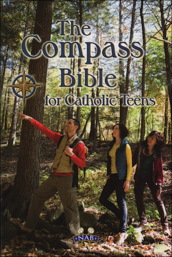 NABRE, The Compass Bible for Catholic Teens, paperback