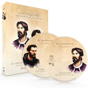 Catholicism: The Pivotal Players St. Augustine and St. Benedict: DVD Set
