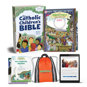 Discover! Finding Faith in Life, 1-5: Grade 2, Student Kit, Parish Edition