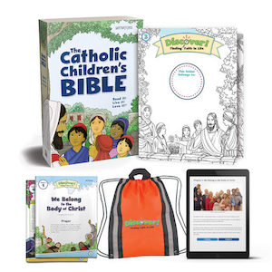 Discover! Finding Faith in Life, 1-5: Grade 3, Student Kit, Parish Edition