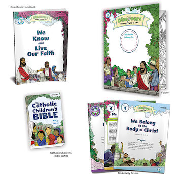 Discover! Finding Faith in Life, 1-5: Grade 3, Student Kit, School Edition
