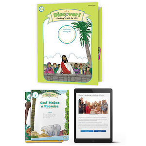 Discover! Finding Faith in Life, 1-5: Grade 4, Student Kit, Parish Edition