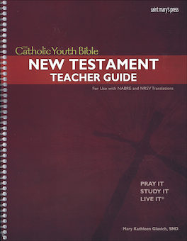 NABRE, The Catholic Youth Bible: Catholic Youth Bible New Testament, Teacher Manual