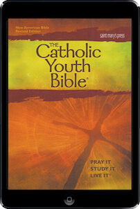NABRE, The Catholic Youth Bible, 3rd Ed., ebook (1 Year Access)