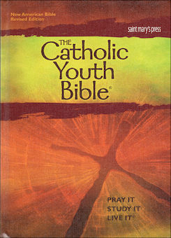 NABRE, The Catholic Youth Bible, 3rd Edition, hardcover