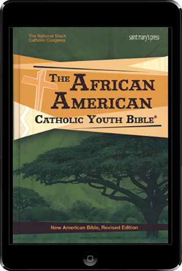 NABRE, The African American Catholic Youth Bible, ebook (1 Year Access)