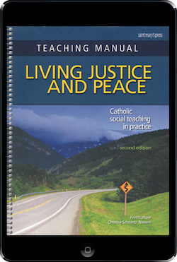 Living Justice and Peace, 2nd Ed., ebook (1 Year Access), Teacher Manual