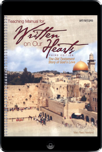 Written on Our Hearts, ebook (1 Year Access), Teacher Manual