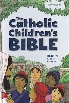 GNT, The Catholic Children's Bible, hardcover