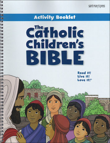GNT, The Catholic Children's Bible: The Catholic Children's Bible, Activity Booklet