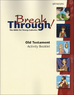 Old Testament Activity Booklet for Breakthrough!, 2nd Edition