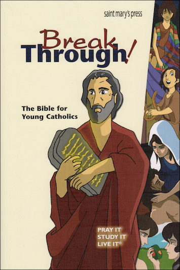 GNT, Breakthrough! The Bible for Young Catholics, 2nd Edition, softcover