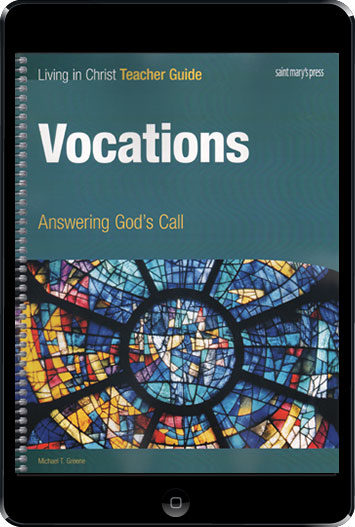 Living in Christ Series: Vocations, eBook (1 Year Access), Teacher Manual
