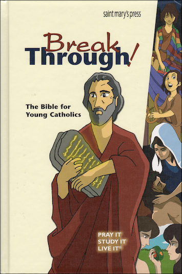 GNT, Breakthrough! The Bible for Young Catholics, 2nd Edition, hardcover