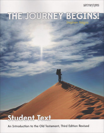 The Journey Begins: An Introduction to the Old Testament, Student Book, Parish Edition