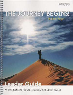 The Journey Begins: An Introduction to the Old Testament, Leader Guide, Parish Edition