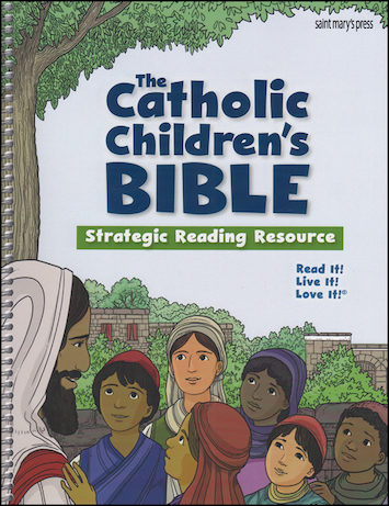 GNT, The Catholic Children's Bible: The Catholic Children's Bible, Strategic Reading Resource