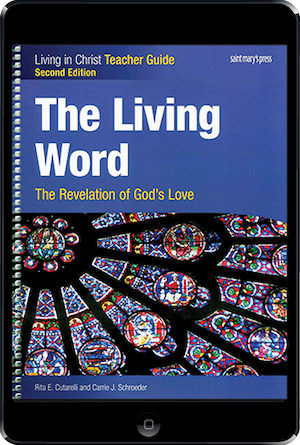 Living in Christ Series: The Living Word: 2nd Edition, ebook (1 Year Access), Teacher Manual