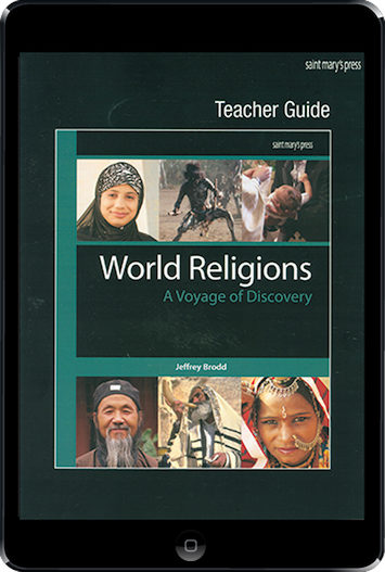 World Religions, 4th Ed., ebook (1 Year Access), Teacher Manual