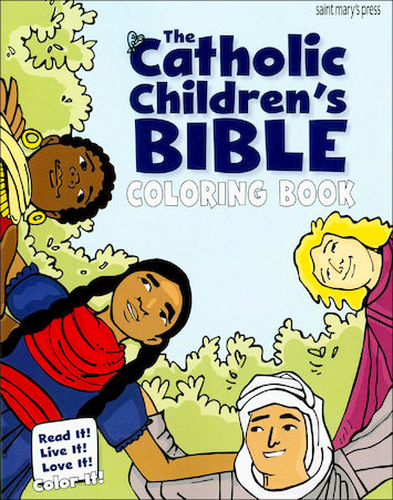 GNT, The Catholic Children's Bible: The Catholic Children's Bible Coloring Book