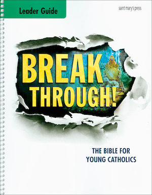 NABRE, Breakthrough! The Bible for Young Catholics: NABRE Breakthrough Bible, Leader Guide