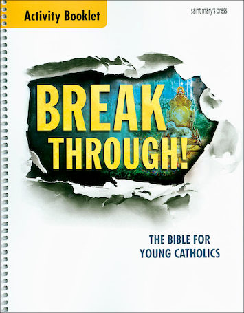 NABRE, Breakthrough! The Bible for Young Catholics: NABRE Breakthrough Bible, Activity Book