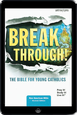 NABRE, Breakthrough! The Bible for Young Catholics, ebook (1 Year Access)