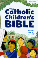 STMR-829197: GNT, The Catholic Children's Bible, 2nd Edition, softcover