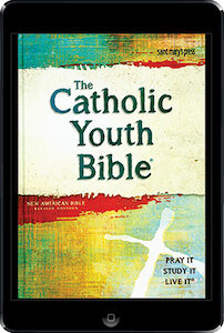 NABRE, The Catholic Youth Bible, 4th Ed., ebook (1 Year Access)
