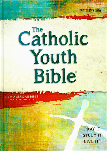 NABRE, The Catholic Youth Bible, 4th Edition, hardcover