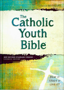 NRSV, The Catholic Youth Bible, 4th Edition, hardcover