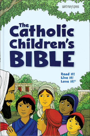 GNT, The Catholic Children's Bible, 2nd Edition, hardcover