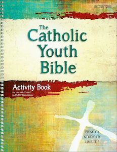The Catholic Youth Bible, 4th Edition, Activity Book