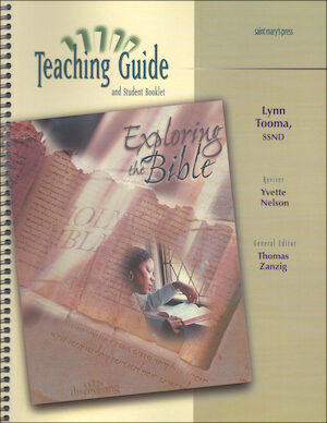 Discovering, Jr. High: Exploring the Bible, Catechist Guide, Parish Edition