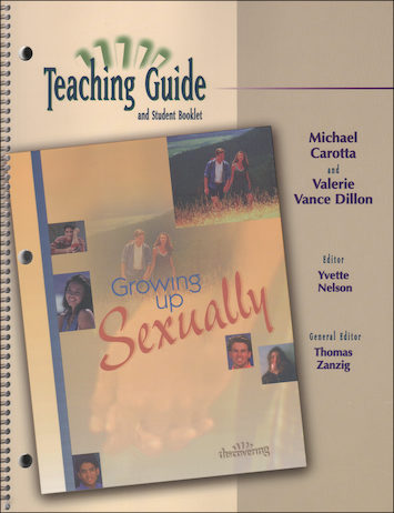 Discovering, Jr. High: Growing Up Sexually, Catechist Guide, Parish Edition