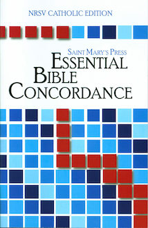 Essential Bible Concordance, NRSV